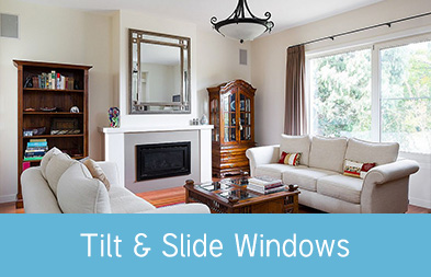 Plustec's tilt and slide windows offer incredible flexibility and open up your living space. Choose from standard sizes or have them custom manufactured to suit the plan.